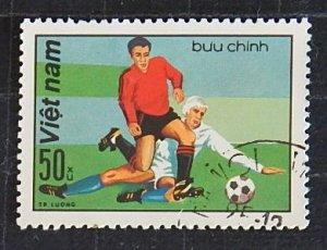 Vietnam, Sport, Football, (1173-Т)