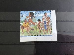 Nauru Child's Best Friend  Mint Never Hinged Stamps   R38542