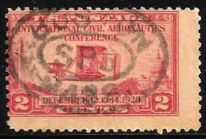 United States 1928 Scott# 649 Used