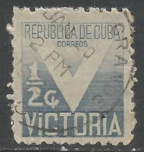 CUBA RA6 VFU S743-6