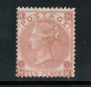 Great Britain #53 Mint Fine Lightly Hinged