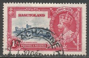 BASUTOLAND 11 VFU Z2051