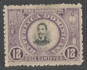 DOMINICAN REPUBLIC 148 MOG Z4785-2
