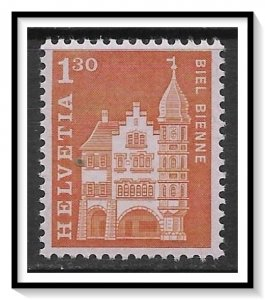 Switzerland #397A Woodcutters Guildhall MNH