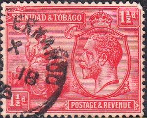 Trinidad & Tobago #23    Used