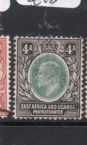 East Africa & Uganda SG 23 VFU (10dhe)