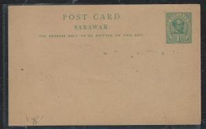 SARAWAK (P0701B) 1C PSC UNUSED