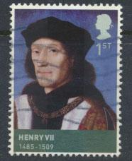 Great Britain SG 2924 SC# 2653 Used Kings and Queens see scan
