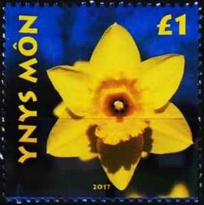 Great Britain(Anglesey). 2017 £1 Unmounted Mint