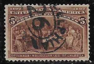 U. S. 234 used 2018 SCV $9.80  -    -    5513