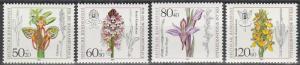 Germany #B623-6  MNH CV $4.85 (S2363)