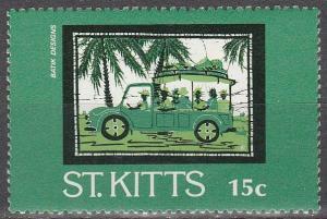 St Kitts #131 MNH