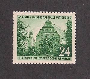 GERMANY - DDR SC# 111 F-VF OG 1952
