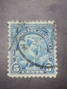 US #719 Used
