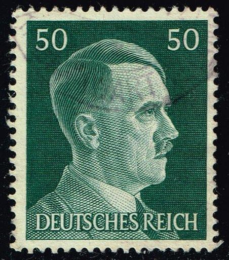 Germany #521 Adolph Hitler; Used (0.45)