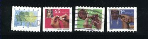Canada #1927-30  -3  used VF 2002 PD