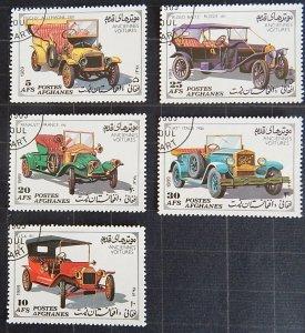 1989 Cars (1666-Т)
