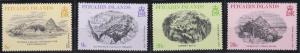 Pitcairn Islands 184-187 MNH (1979)