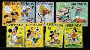 Grenade   950-58   (N*)   1979  Complet  ($$)  Disney