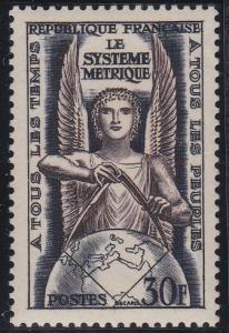 France 732 MNH (1954)