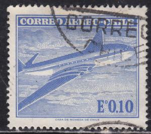 Chile C238 de Havilland Comet 1967