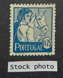 Portugal 613. 1941 1.75E Rancher, NH