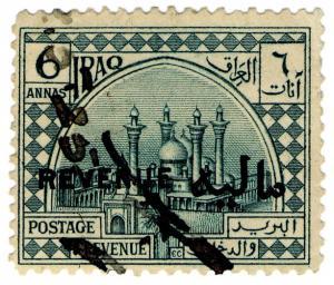 (I.B) Iraq Revenue : British Occupation 6a