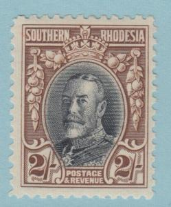 SOUTHERN RHODESIA 28 MINT HINGED OG NO FAULTS EXTRA FINE