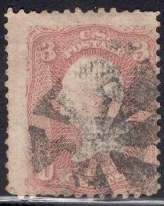 US Stamp Scott #88 E Grill Used SCV $27.50