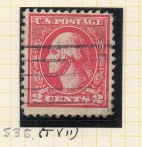 United States 1908-22 Early Issue Fine Used 2c. 316223