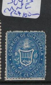 Guatemala SC 4b MNG (3dqm)