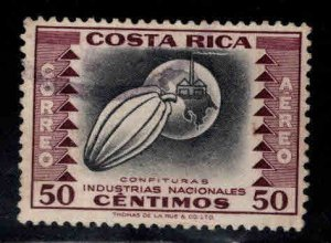 Costa Rica Scott c235  Used  stamp