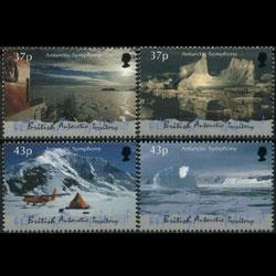 BR.ANTARCTIC TERR. 2000 - Scott# 293-6 Symphony Set of 4 NH