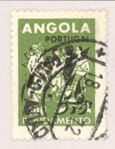 Angola   RA 298   Used