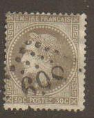 France #34 Used