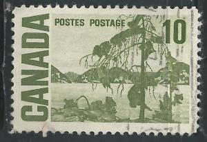 Canada #462 10¢ The Jack Pine by Tom Thomson