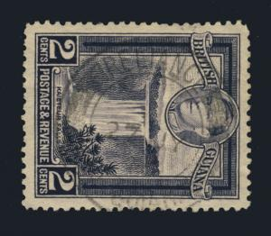 GUYANA / BRITISH GUIANA - 1946 - RELIANCE DOUBLE CIRCLE DS ON SG309