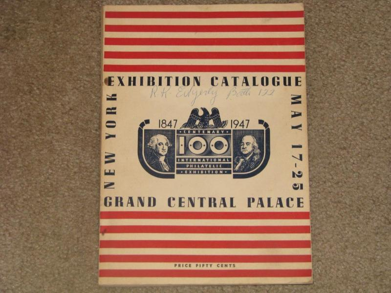 New York Exhibition Catalogue Grand Central Palace,  May 17-25, 1947