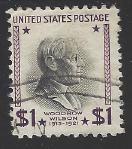 United States Scott # 832 Used