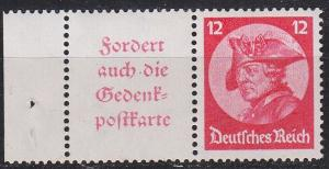 GERMANY REICH [Zdr] W045 ( */mh )