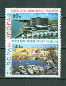 NORTHERN CYPRUS #41-42...SET...MNH...$5.00