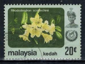 Malaysia - Kedah - Scott 125
