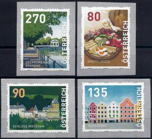 2019 Austria Definitives, Dispencer-Stamps, 5. Edition, only for post offices!