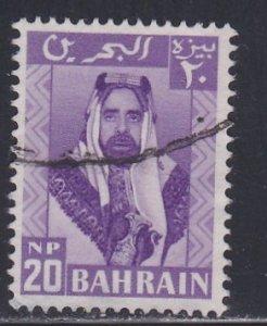 Bahrain # 121, Sheik, Used