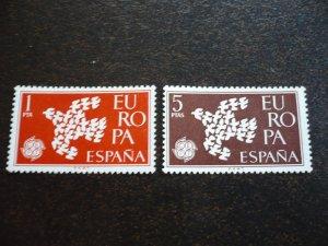 Europa 1961 - Spain - Set
