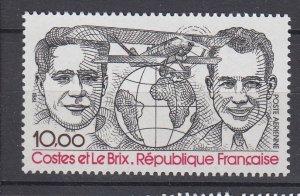 J29315, 1981 france set of 1 mh #c54 airmail