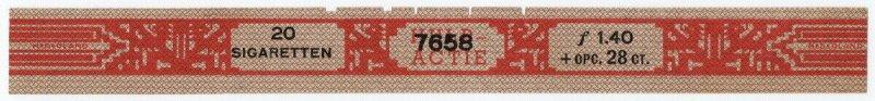 (I.B) Netherlands Revenue : Tobacco Duty 1.40f + 48c