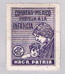 Mexico RA8 MLH Mother and child 1929 (BP51123)
