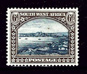 Southwest Africa 114a MH 1931 issue