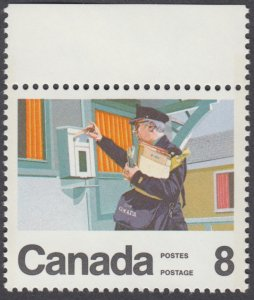 Canada - #638 Letter Carrier - MNH